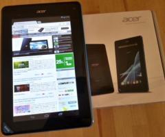 Vendo Tablet Acer Iconia con sistema android