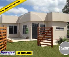 Casas minimalistas Aukans 0810-333-3912