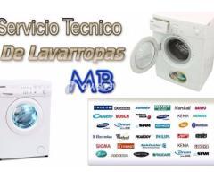 MB Tel 4264-9738 Servicio tecnico de lavarropas en Rafael Calzada