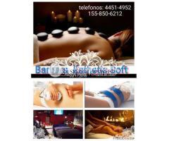 Masajes .tratamientos. estetica