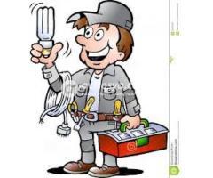 electricista en zona de merlo