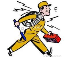 electricista las 24hs en merlo