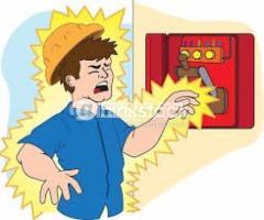 electricista en zona de villa adelina