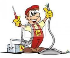 electricista las 24hs en olivos