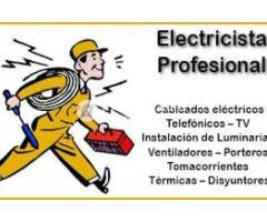 electricista zona norte en la lucila