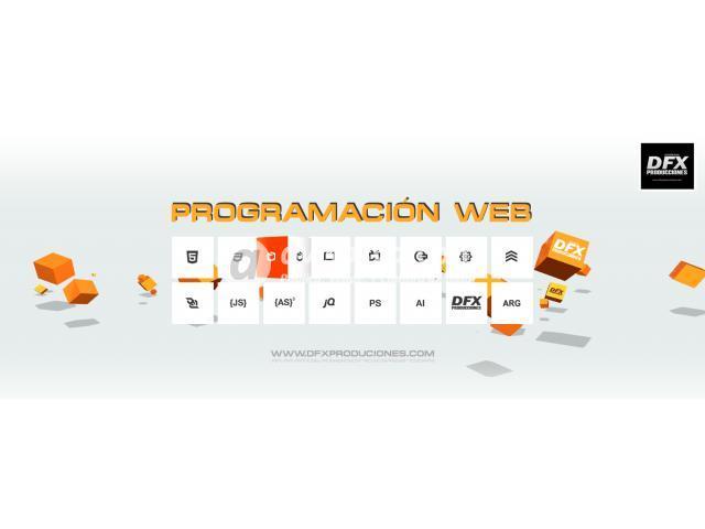 Diseñador de paginas web Vicente Lopez